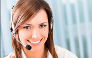 Customer Service Representative Handling Calls