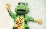Boomer the Frog Waving